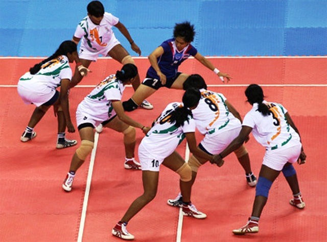 Indian-Women-Kabaddi-Team