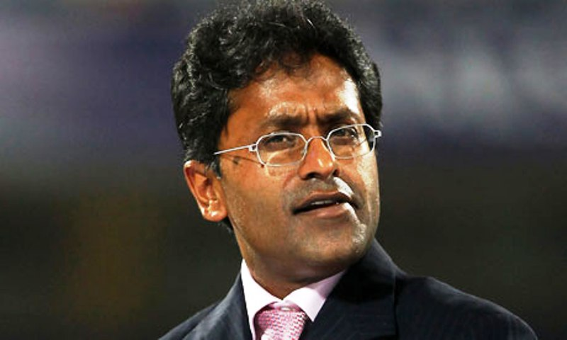 scam allegation on lalit modi and