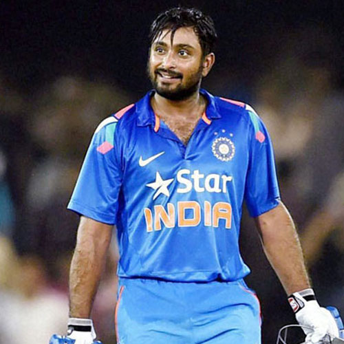 Rayudu Injured
