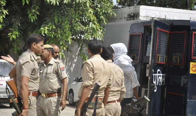 policeattack in chatish gard