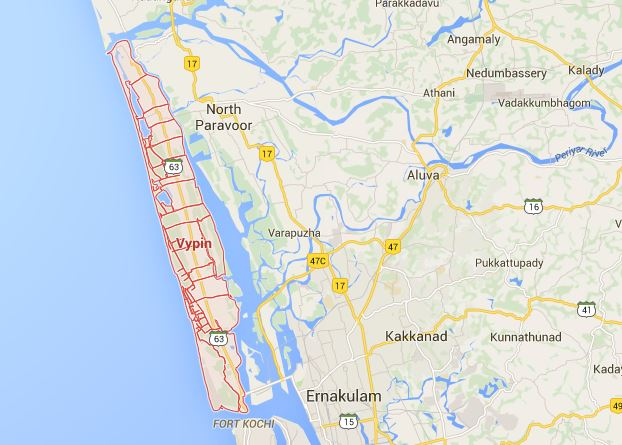 6 killed as Ferry boat capsized at Fort Kochi