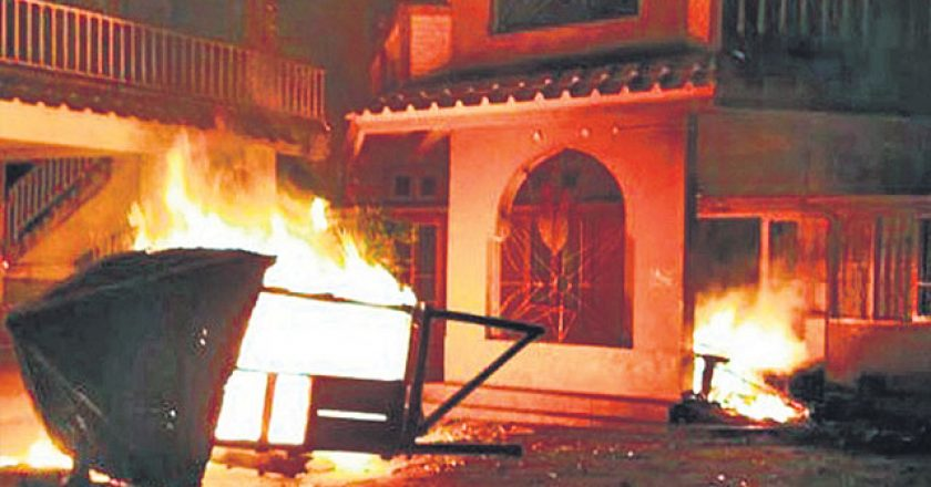 Manipur: 3 killed, curfew in Churachandpur after mob fury