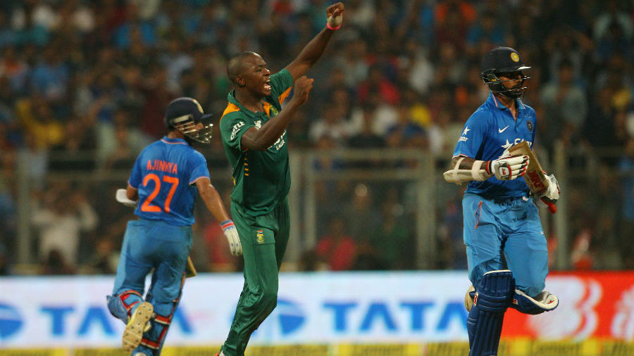 India vs South Africa Live, 5th ODI: Ajinkya Rahane, Shikhar Dhawan stitch 100-run stand for third wicket