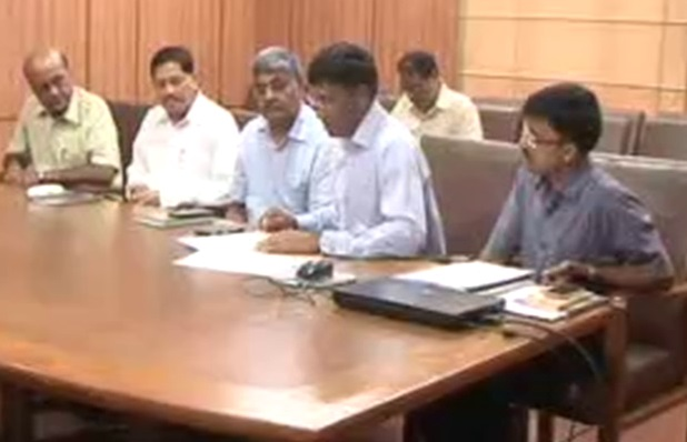 cm review on sports person appointment in odisha police