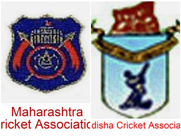 Odisha and maharashtra cricket association