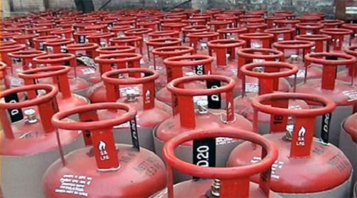 cylinders gas