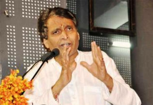 suresh-prabhu-defends-double-ticket-cancellation-charges
