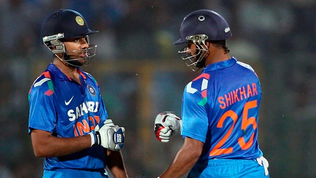 rohit and sikhar