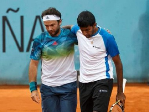 Bopanna-Mergea-Twitter-@madrid-Open