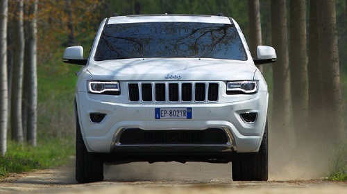 Jeep-Grand-Cherokee-Front-view