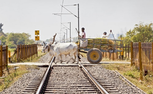 level-crossing