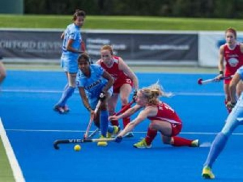 Indian hockey eves register come-from-behind win over USA