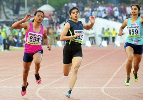 dutee-chand-national-games