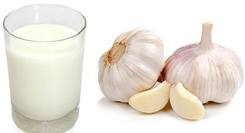 garlic-milk-health
