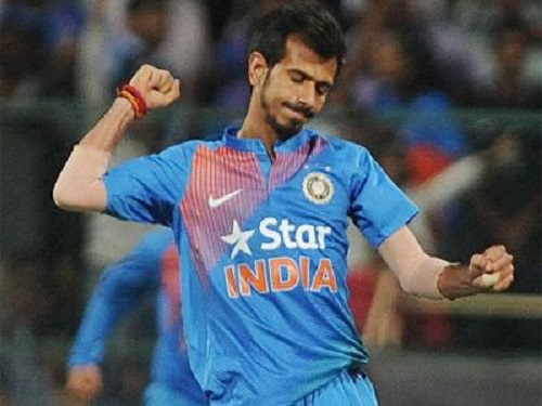 Chahal promoted