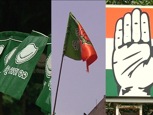 3 political party