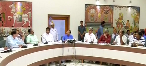 Odisha cabinet approves GST