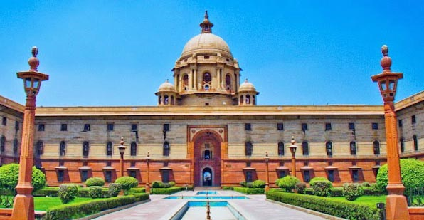 President-house-of-India