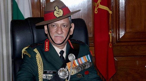 General Bipin Rawat takes over as the Chief of Army Staff