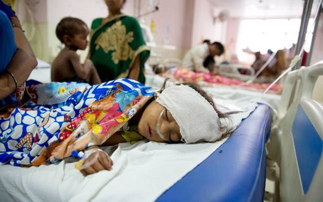 Child-admitted-in-hospital