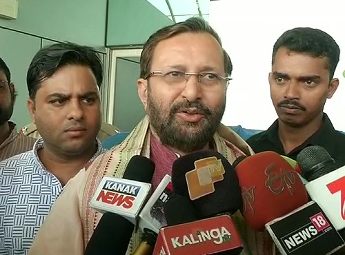 Photo of Prakash Javadekar