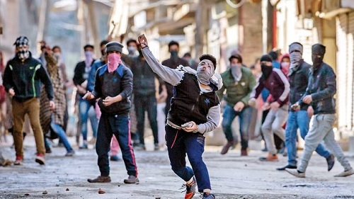 stone-pelters