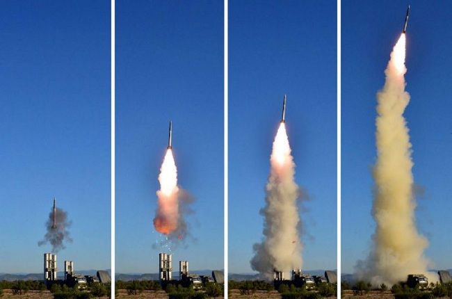 Missile-launch