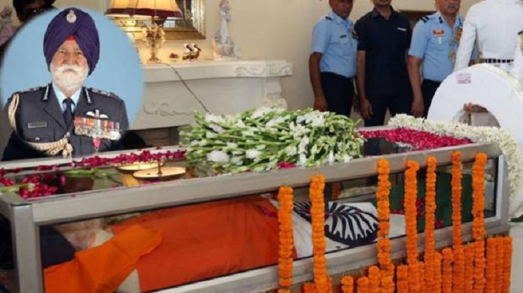 Funeral-of-Air-Marshal-Arjan-Singh