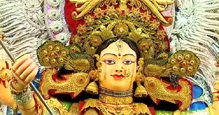 Goddess-Durga-Idol
