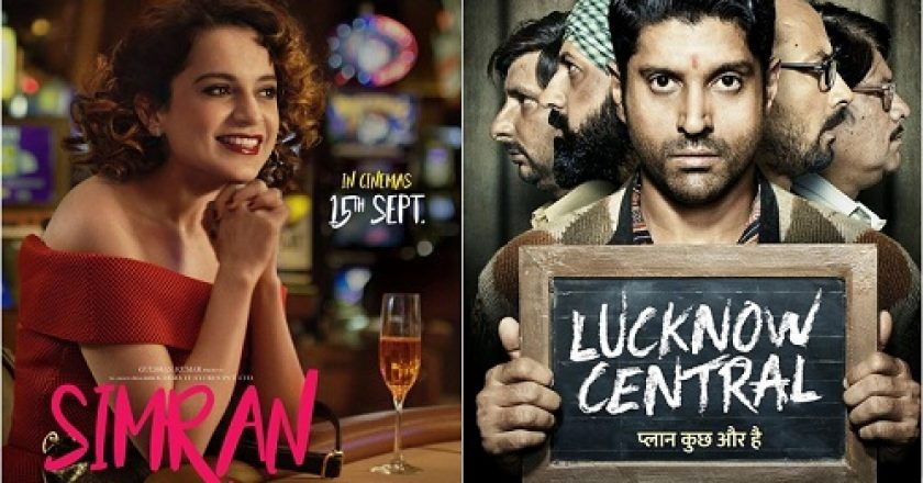 Friday-Release-Simran-and-Lucknow-Central