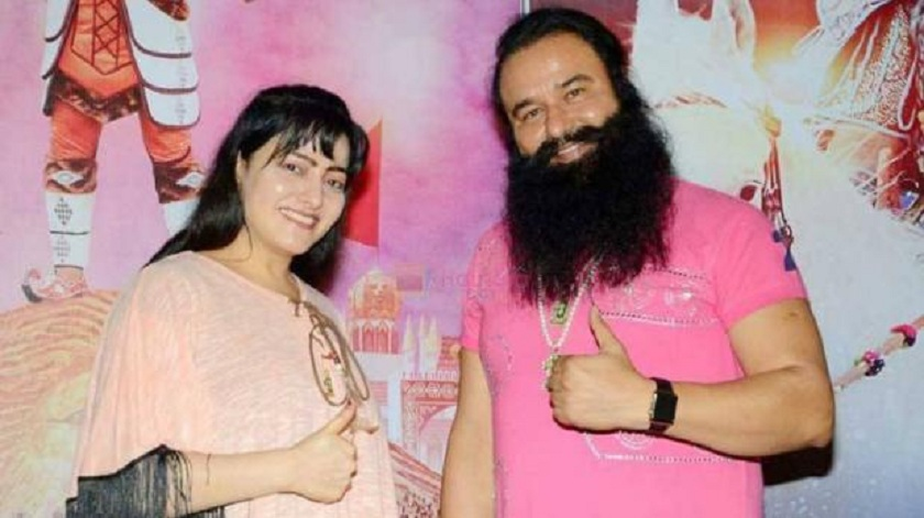 Ram-Rahim-and-Honeypreet