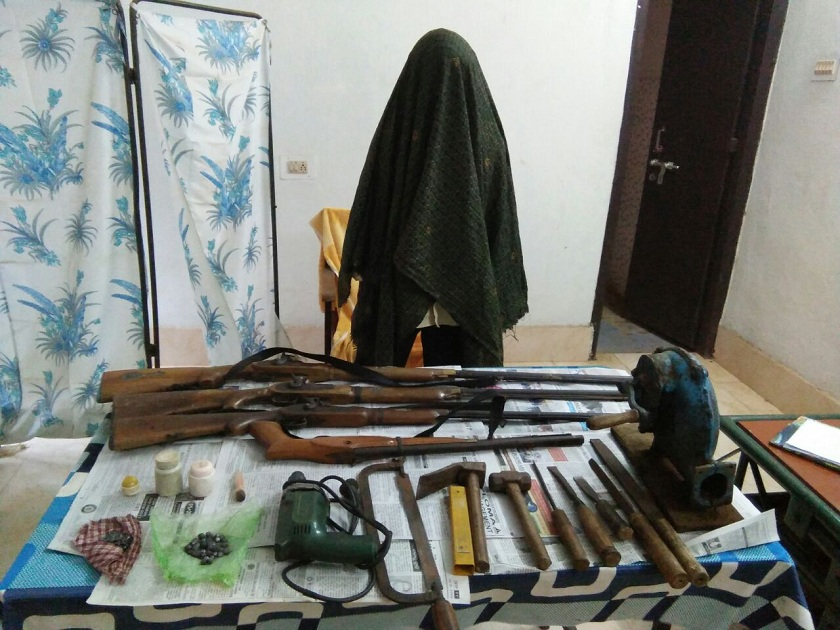 Illegal-arms-seller-arrested