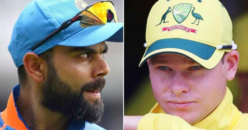 India-Australia-Cricket-Players