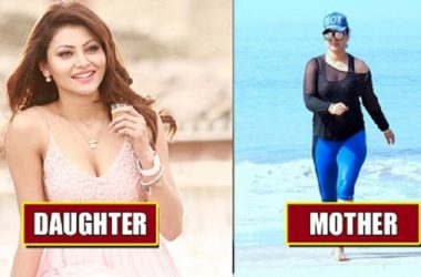 Urvashi-Rautela-Mother