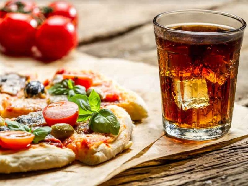 soda-drink-and-pizza