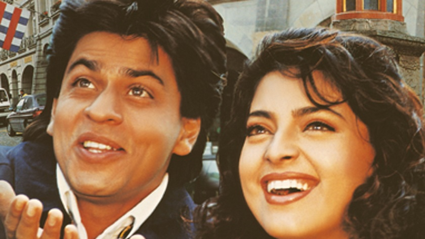 SRK-and-Juhi