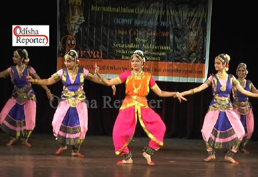 Classical-dance-performance