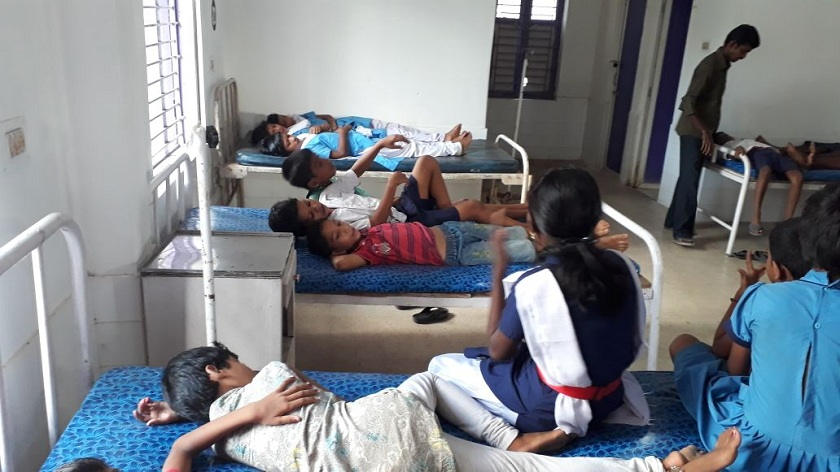 Students-hospitalised