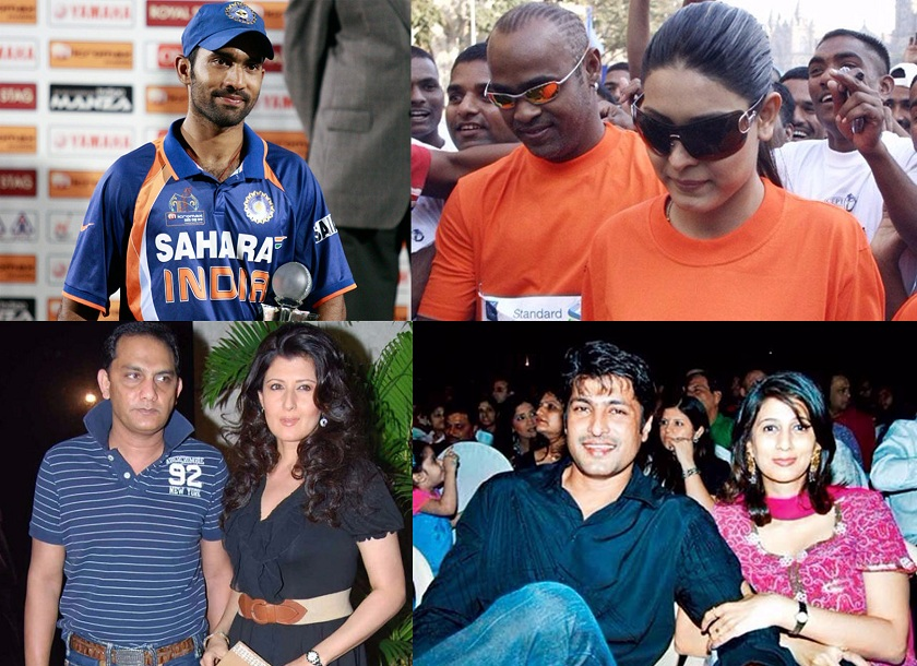Indian-Cricketers-Who-Married-Twice