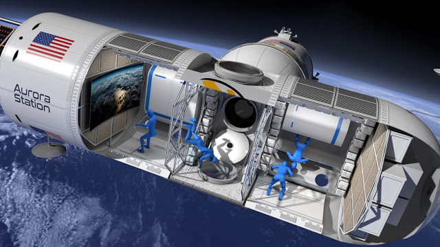 spacehotel