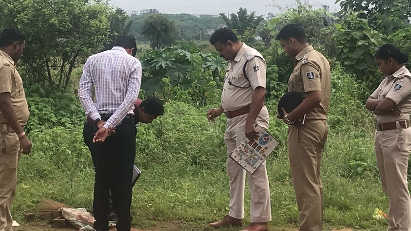 Youth beaten to death in broad daylight allegedly over past enmity near Badamal in #Jharsuguda