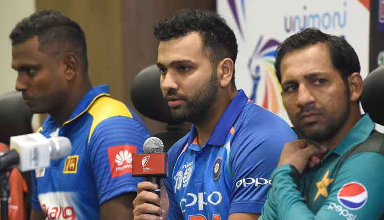rohit sharma captain in asia cup