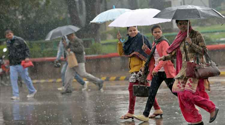 Met department issues alert for 18 districts of odisha