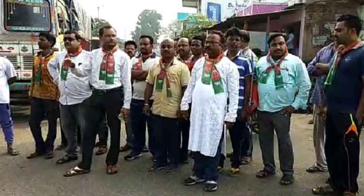 12 hour kandhamal bandh call by bjp woman wing