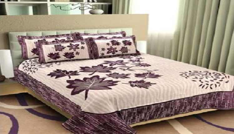 Choose right bed sheet for your bedroom