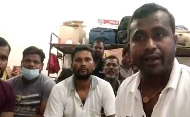 detained labourers